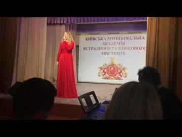 "Даниэла Поюровская, cover на песню  ""Скучаю"" Слава Каминская"